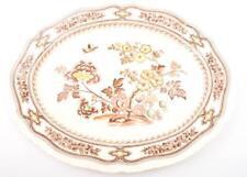 "Mason's Manchu Pattern Brown Multicolor 13"" Platter"