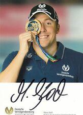 Marco Koch: WM 1.2015, WM 2.2013 Schwimmen GER