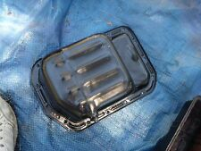 mg midget triumph spitfire 1500 clean painted oil pan nice