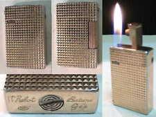 Briquet Ancien - Mr RABOT Butana Gas - Vintage gas Lighter Feuerzeug Accendino