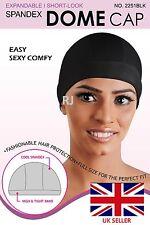 MURRAY HIGH QUALITY ORIGINAL WOMENS SPANDEX DOME CAP 2251BLK **IN STOCK**