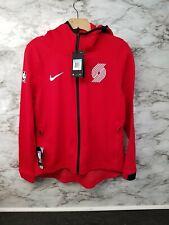 Nike Womens Portland Trailblazers Full Zip Jacket Hoodie 2XL AO2074-657 100$ #O