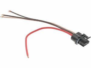 Voltage Regulator Connector fits GMC C2500 Suburban 1992-1999 33HXYV