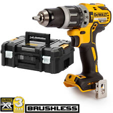 DEWALT DCD796N 18 V XR BRUSHLESS Compatto Trapano Combi con T-STACK Case & Inlay
