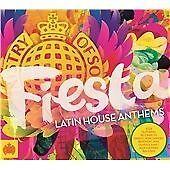 Various Artists - Fiesta (Latin House Anthems, 2014) - 3CD