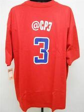 NEW CHRIS PAUL #3 LOS ANGELES CLIPPERS CP3 #TWEET Mens 2XLARGE 2XL T-Shirt