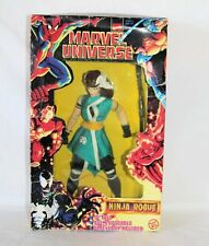 MARVEL UNIVERSE NINJA ROGUE 10 IN. BY TOY BIZ