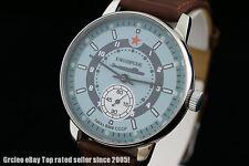 Commanders Military style vintage Soviet navy wrist watch Submarine