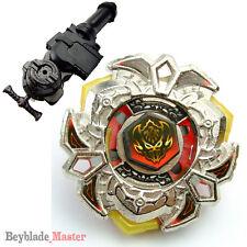 Beyblade Fusion Metal Masters BB114 Vari Ares D:D+GRIP+LR Launcher
