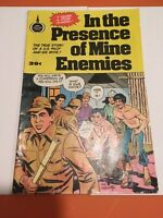 In the Presence of Mine Enemies Spire Christian Comics 1973
