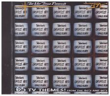 Television's Greatest Hits CD - Vol 7    Cable Ready   BRAND NEW