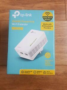 TP-LINK TL-WPA4220 KIT AV600 2-Port Wi-Fi Powerline Extender