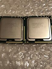 Matching Pair of Intel SLBV7 X5670 2.93GHz 6 Core Processors