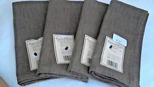 "Olive Textured Dinner Napkins, NEW , by Raymond Waites, 100% cotton, 17"" x 17"""