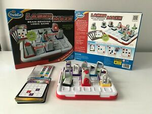 Think Fun Laser Maze - Children's Beam Bending Logic Puzzle Educational Game