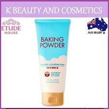 [Etude House] Baking Powder B.B Deep Cleansing Foam 160ml BB Cleanser