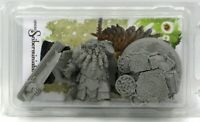 Scibor 54FM0035 Dwarf Lord Kromdal (54mm Fantasy Miniature) Dwarven Warrior Hero