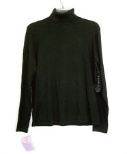 Womens Ralph Lauren Forest Green Turtle Neck Sweater, Size L (NWT)