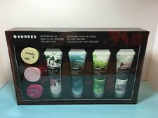 KORRES - BUTTER ME UP BODY & LIP BUTTER  COLLECTION - NEW & BOXED
