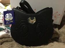 Sailor Moon GU Luna Head Bag Japan SailorMoon Purse NEW