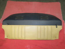 Porsche 911 COUPE Package Tray Rear Window Deck Panel Genuine Original German