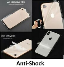 Transparent Skin Sticker Wrap Cover Case Clear Vinyl For iPhone Samsung Huawei