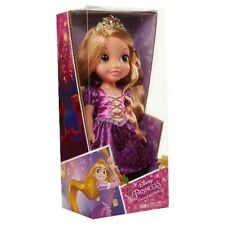 Disney Princess-Bambino RAPUNZEL BAMBOLA IN Royal Gown Con Tiara - 14 pollici