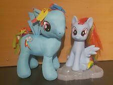My Little Pony Rainbow Dash Plush & Hair Styler Bundle