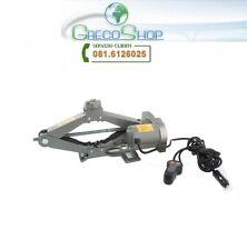 Cric/Sollevatore elettrico 12 Volt per auto con telecomando