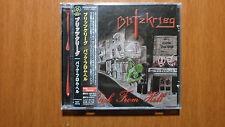 Blitzkrieg - Back From Hell + 3 bonus tracks  JAPAN Edition