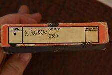 VINTAGE 1940-85 ORIGINAL CASE XX USA KNIFE PUMPKIN BOX BONE WHITTLER 6380 (5537)