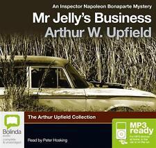 Arthur W. UPFIELD / Mr JELLY'S BUSINESS       [ Audiobook ]