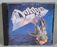Tooth and Nail by Dokken (CD, Jul-1987, Elektra (Label))