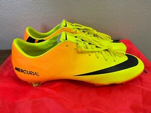 Ser amado profundo emprender  Nike Mercurial Vapor IX Soccer Shoes for sale | eBay