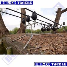 Solaire Profil Bas dans le monde entier Fishing Rod Pod