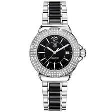 Tag Heuer WAC1214.BA0859 Formula1 Women's Two Tone Stainless Steel Ceramic Watch