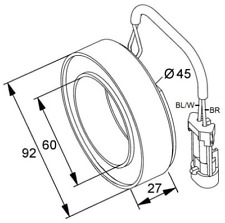 Kompressor Klimaanlage - NRF 38420