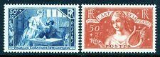 FRANCE 1938 SEMI-POSTALS MINT, OG B42-43
