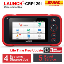 LAUNCH X431 Wifi Automotive OBD2 Scanner ABS SRS TPMS Oil Car Diagnostic Tool