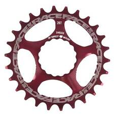 New Race Face Cinch Direct Mount Narrow-Wide 26T Red 10s/11s Chainrings