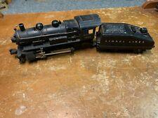 Lionel Postwar - 1615 Steam Engine and Tender