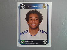 PANINI CHAMPIONS LEAGUE 2010 2011 - N.437 MARCELO REAL MADRID