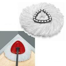 Spin Mop Replacement Head Refills Triangle  for Vileda for  O-Cedar New