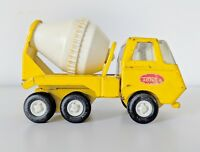 VINTAGE TINY-TONKA - CEMENT MIXER TOY TRUCK, [NO.575]  1974