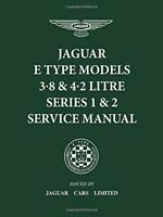 Jaguar E-Type 3.8/4.2 Series 1 and 2 Workshop Manual (Official Workshop Manuals)