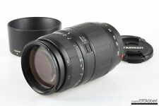 SONY/MINOLTA TAMRON EF 70-300mm f/4,0-5,6 LD Macro SNr: 218247