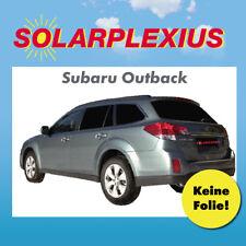 Auto-Sonnenschutz  SUBARU LEGACY OUTBACK BR  Bj. 09-16 Scheiben-Tönung