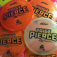 Discraft Paige Pierce FIRST RUN Z SOL Driver JPDISCS