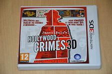 Jeu Nintendo DS : Hollywood Crimes 3D - 3DS VF complet