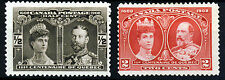 Mint Hinged Quebec North American Stamps
